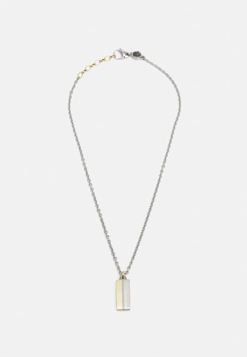 SINGLE PENDANT - Necklace - gold
