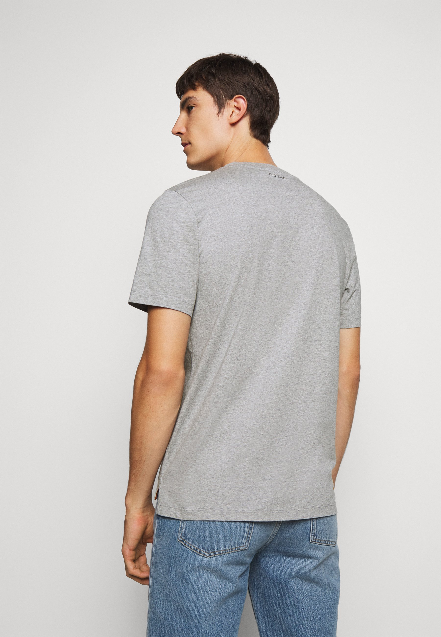 Paul Smith Print T-shirt - grey Byk9y