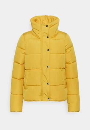 ONLCOOL PUFFER JACKET - Zimní bunda - golden spice