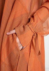 Mykke Hofmann - CHIF - Maxi dress - orange - 4