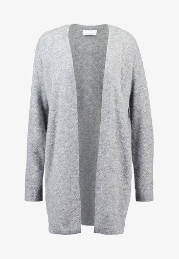 CARDIGAN - Cardigan - grey melange