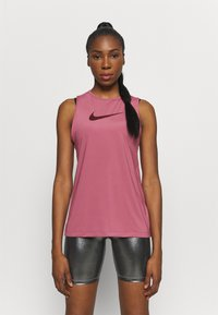 Nike Performance - Top - desert berry/dark beetroot - 0