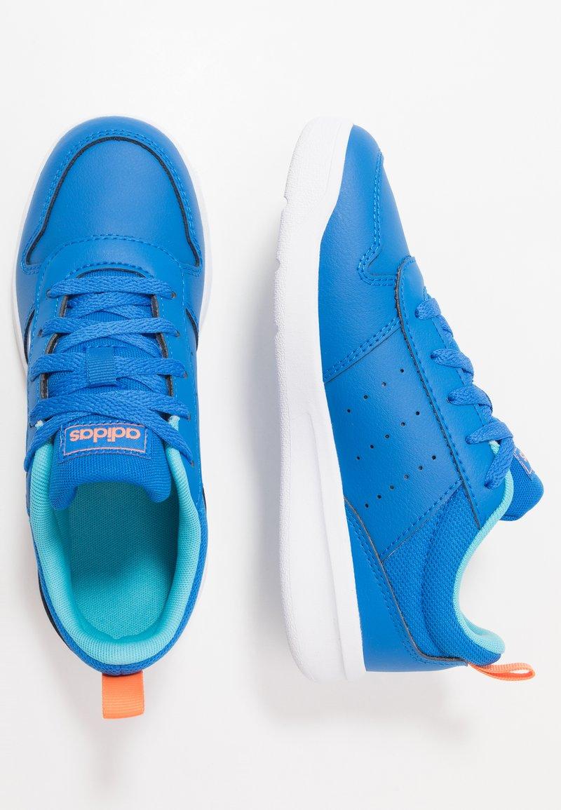adidas Performance - VECTOR K UNISEX - Sportschoenen - glow blue/footwear white