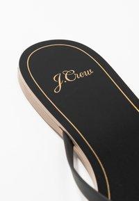 J.CREW - CAPRI  - T-bar sandals - black - 2