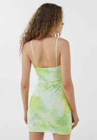 Bershka - Day dress - green - 2