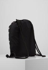 Napapijri - HACK GYM - Sports bag - black - 1
