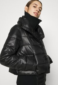 Sisley - JACKET - Winterjacke - black - 4
