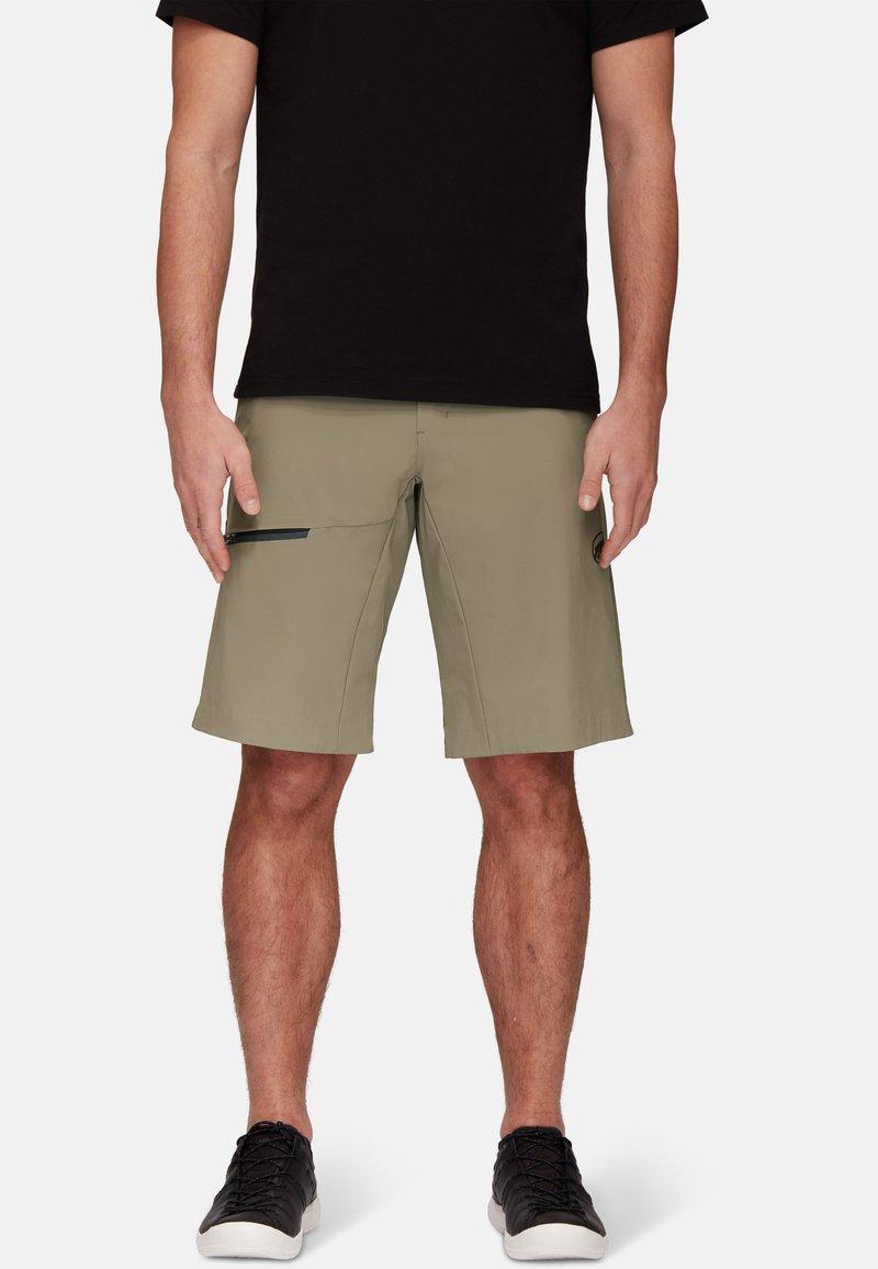 Mammut - LEDGE - Sports shorts - olive, gunmetal