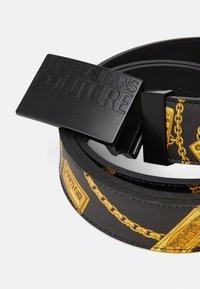 Versace Jeans Couture - Belt - black - 6