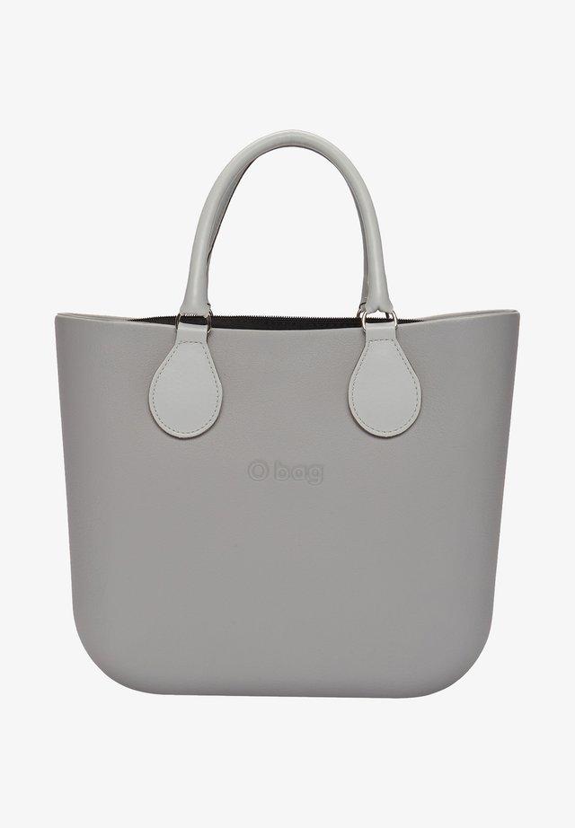Shopping bag - grigio chiaro