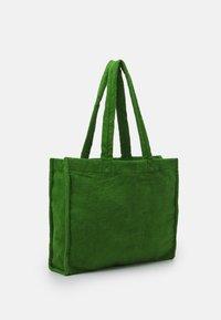 Fiorucci - LA PESCA TOWELLING TOTE BAG UNISEX - Shopper - green - 2