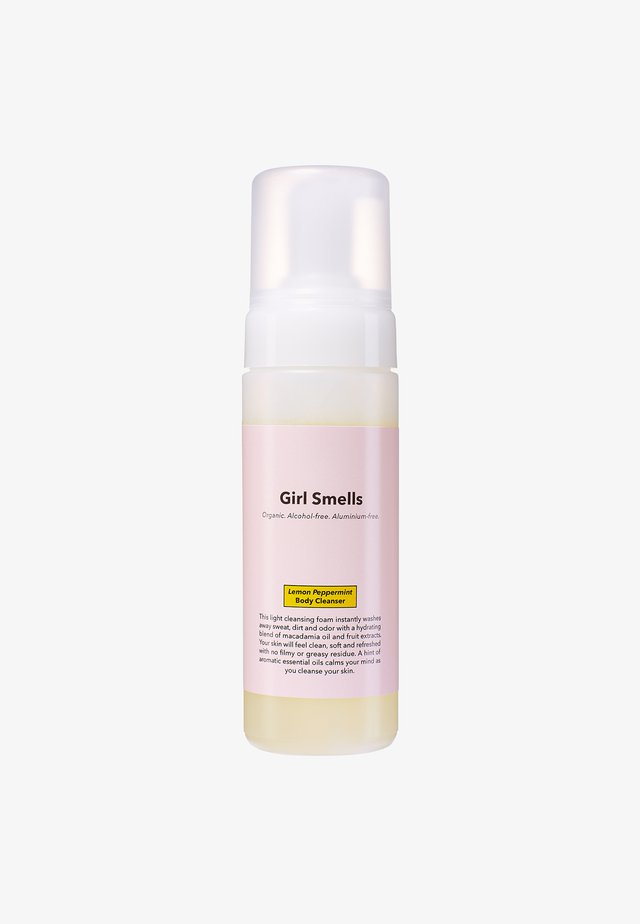 BODY CLEANSER 150ML - Żel pod prysznic - lemon peppermint