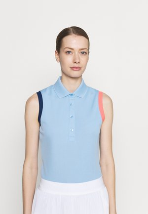 MALIN SLEEVELESS GOLF  - Top - summer blue