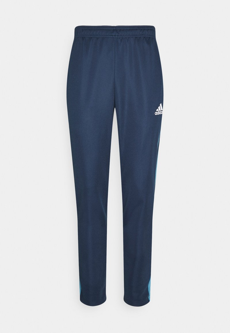 adidas Performance - TIRO  - Træningsbukser - blue