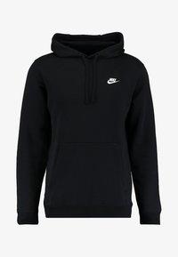 Nike Sportswear - CLUB HOODIE - Hoodie - black - 4