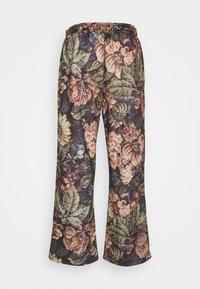 Jaded London - VINTAGE FLORAL PRINTED - Pantaloni sportivi - multicolored - 1