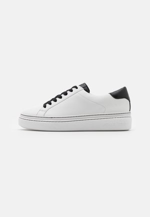 CHAPMAN LACE UP - Sneakers laag - optic white/black