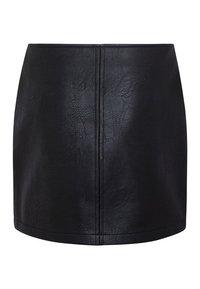 Pepe Jeans - SAMANTHA - Mini skirt - black - 1
