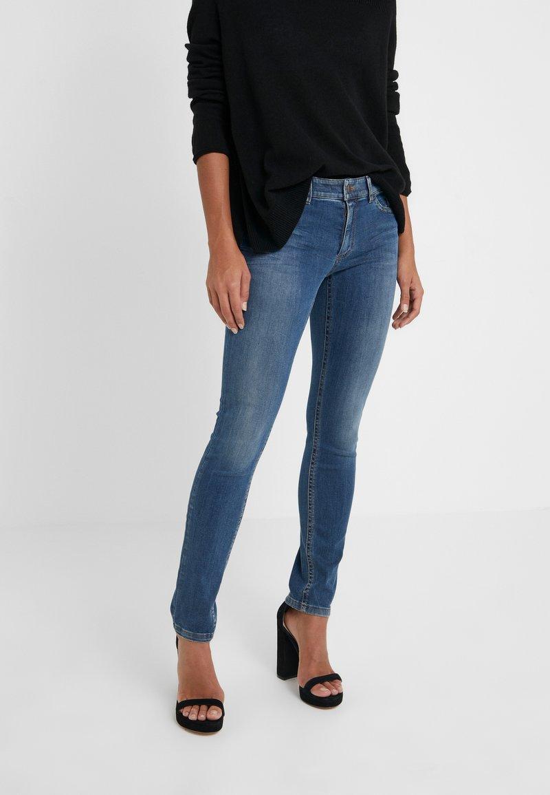 Marc Cain - Jeans slim fit - blue denim