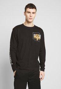 Nominal - ROME TEE - Långärmad tröja - black - 0