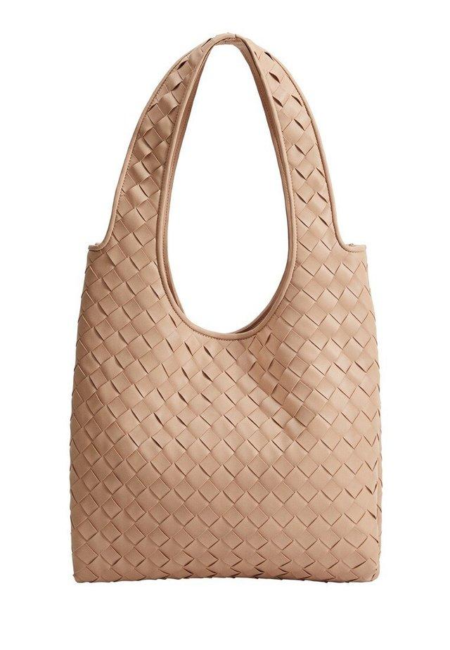 BAGGY - Handbag - crudo