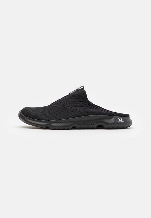 REELAX SLIDE 5.0 - Chodecké sandály - black