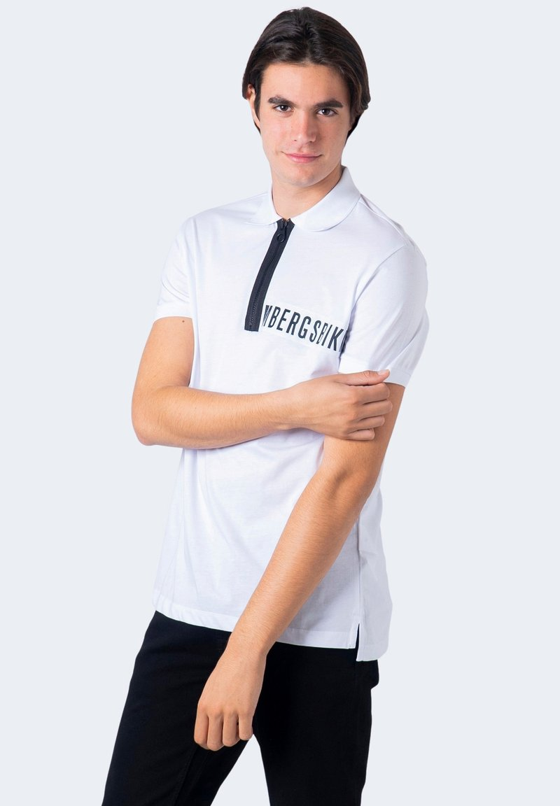 Bikkembergs - Polo shirt - white