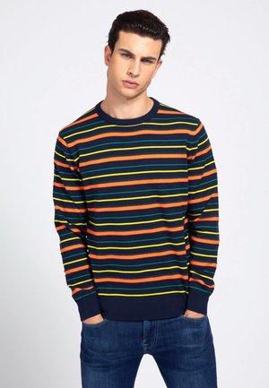 Maglione - orange mehrfarbig