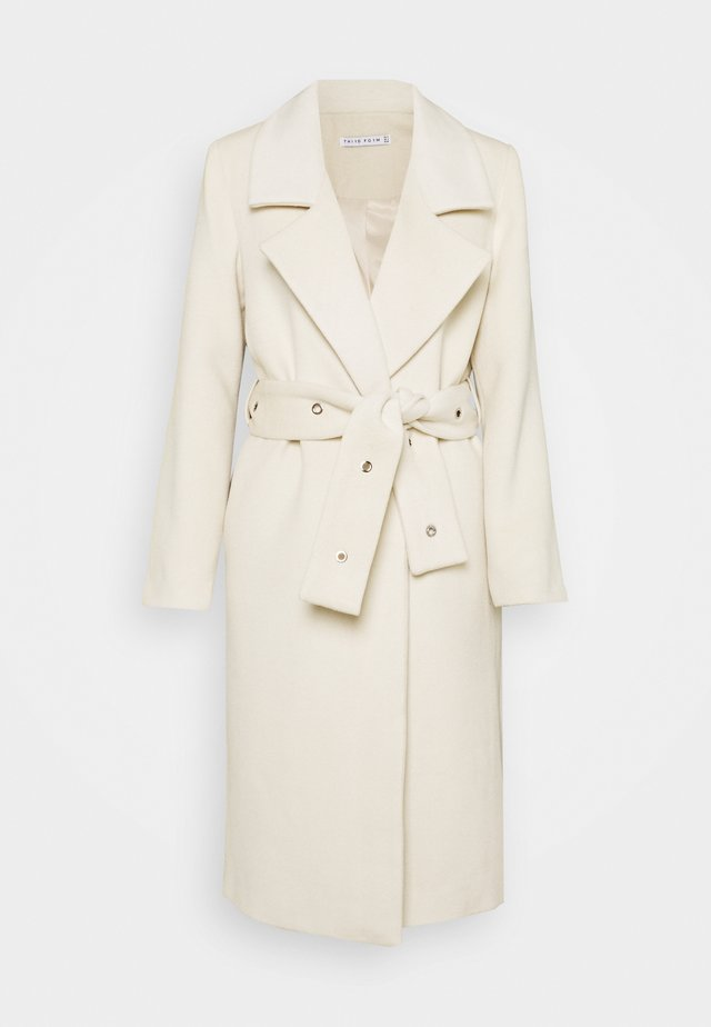 EYE OF THE STORM COAT - Classic coat - cream