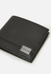 Calvin Klein - BIFOLD BILL - Plånbok - black - 3