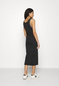 Calvin Klein - PRIDE DRESS - Jerseyjurk - black - 2