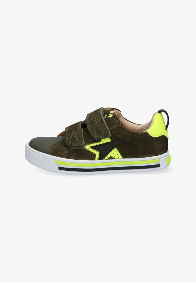 DANI DAY - Sneakers laag - green