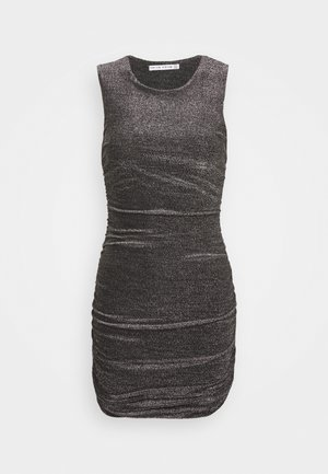 MIRAGE TANK DRESS - Cocktailjurk - black