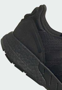 adidas Originals - ZX 1K BOOST SCHUH - Sneakers - black - 12