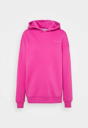 STIEG HOODIE - Sweatshirt - phlox