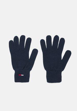 BASIC GLOVES - Fingerhandschuh - twilight navy