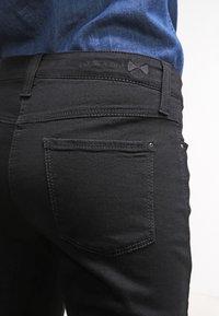 MAC Jeans - DREAM - Straight leg jeans - black - 5