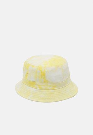 ONSHARRY TIE DYE BUCKET HAT UNISEX - Hatt - beige/white
