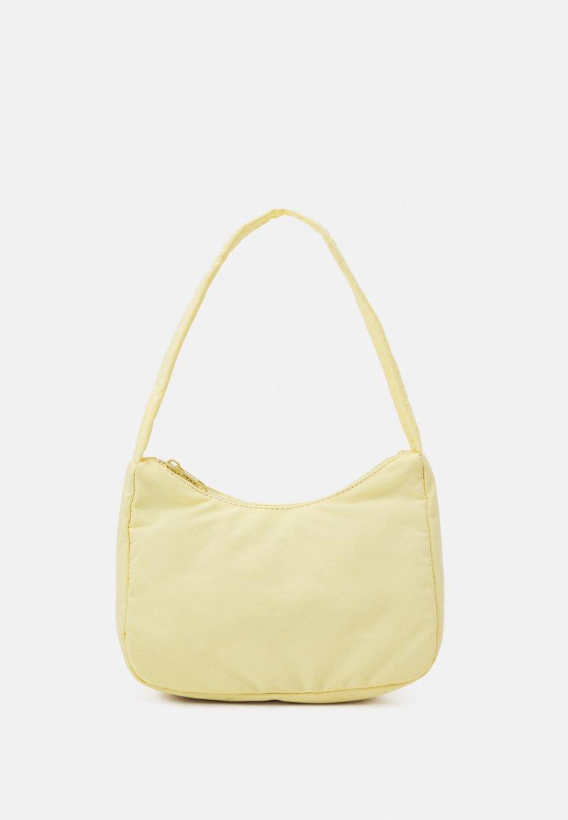 Gina Tricot - JULIE BAG - Kabelka - yellow
