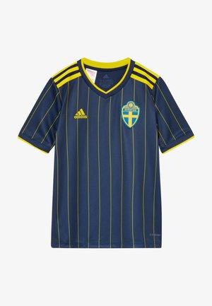 SVFF SCHWEDEN A JSY Y - Oblečení národního týmu - nindig/yellow