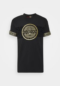 Glorious Gangsta - BOTTAGOT - T-shirt con stampa - black - 4