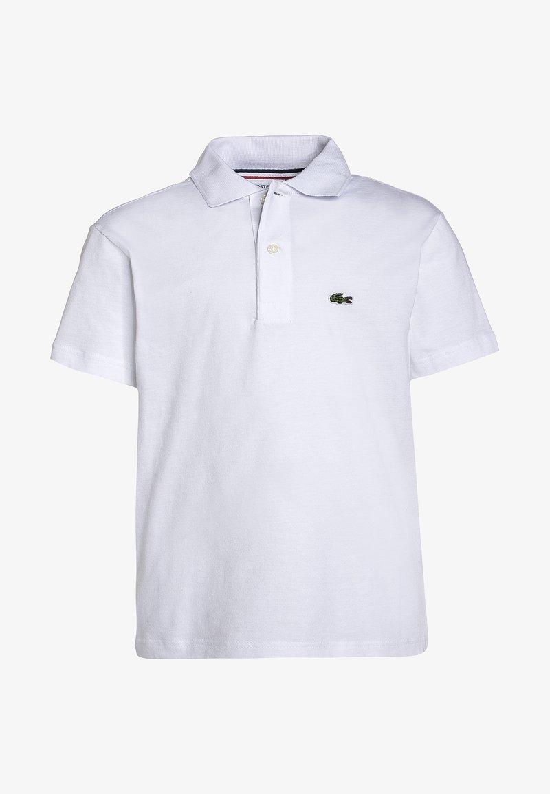 Lacoste - Poloshirts - white