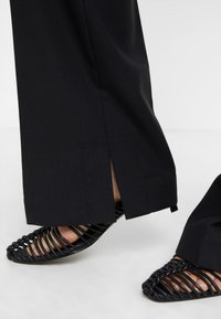 3.1 Phillip Lim - STRUCTURED PANT - Bukse - black - 6