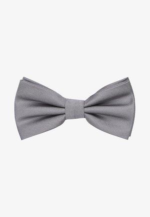 SCHWARZE ROSE - Bow tie - anthra