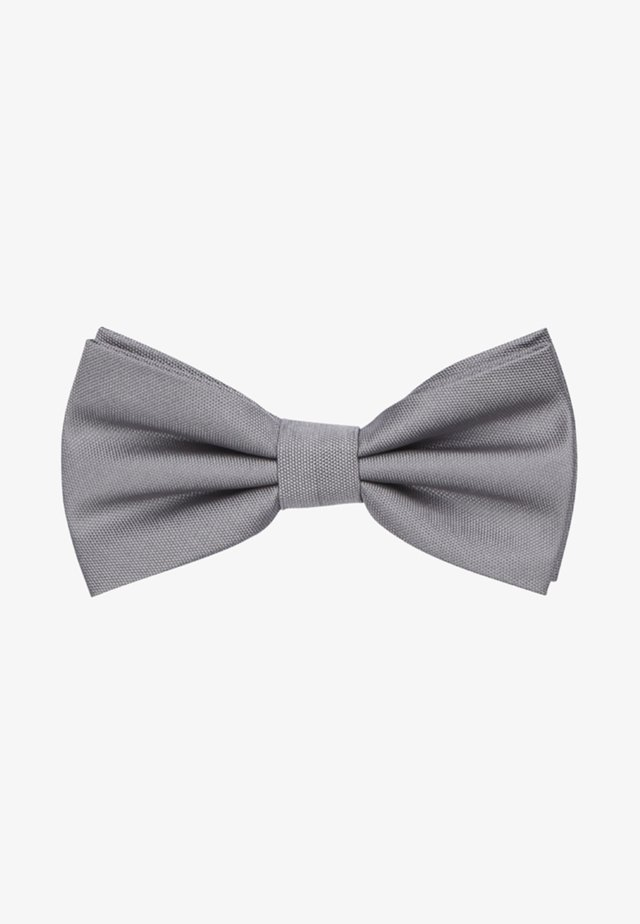 SCHWARZE ROSE - Bow tie - anthra