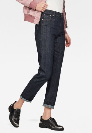 3301 HIGH STRAIGHT 90'S ANKLE - Straight leg jeans - raw denim
