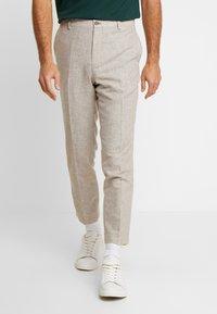 Viggo - ALTA  - Trousers - stone - 0