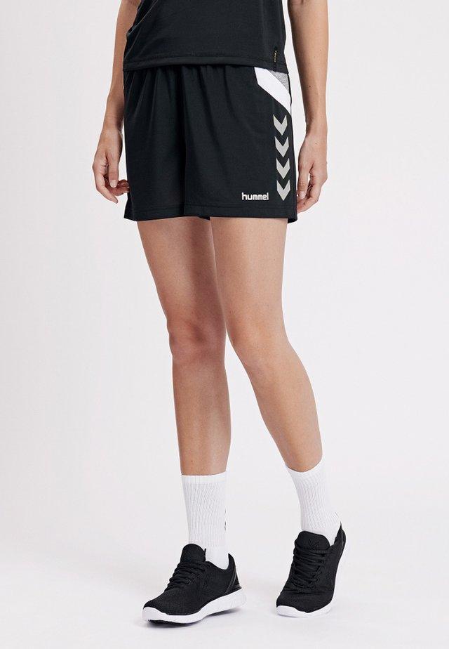 TECH MOVE - Sports shorts - black