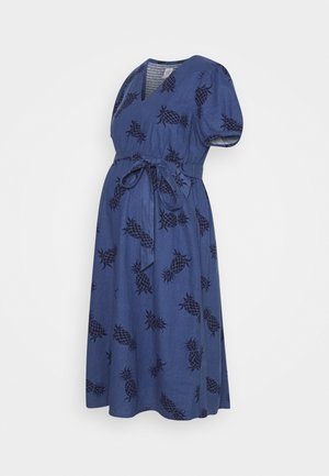 DRESS - Jerseyklänning - indigo