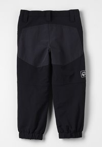 Jack Wolfskin - RASCAL WINTER PANTS KIDS - Kalhoty - black - 1